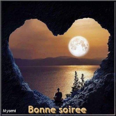 BONNE SOIREE PAYSAGE